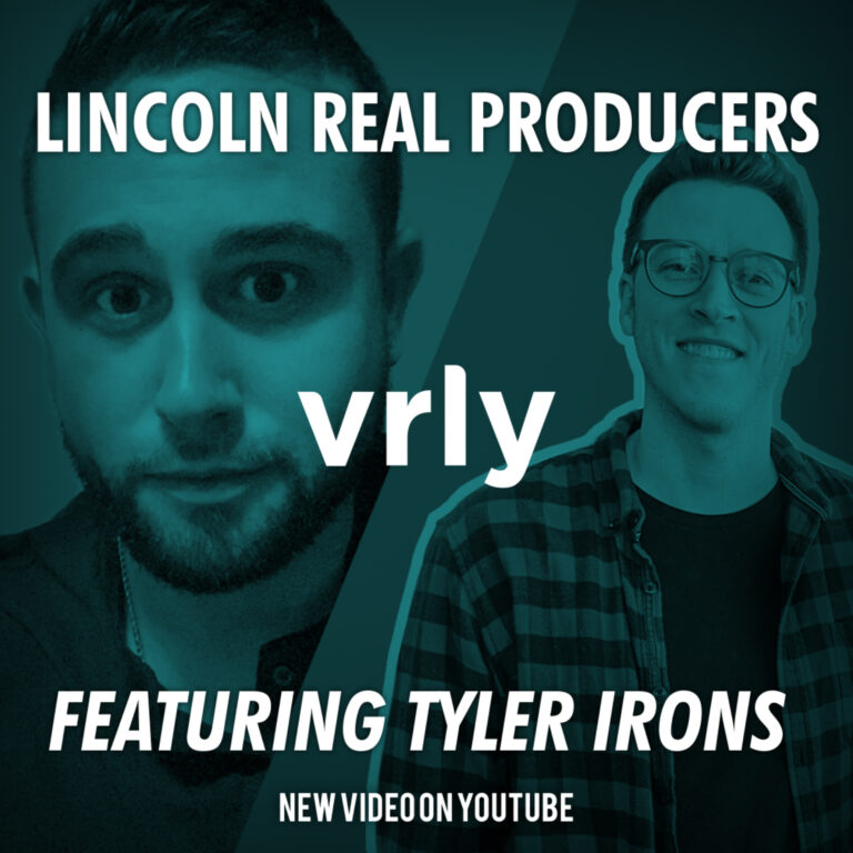 Andrew Schindler With Guest Speaker Tyler Irons CEO/Founder of VRLY