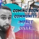 Follow Along as Tyler Irons Interviews Community Leaders